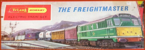 The Freightmaster Set